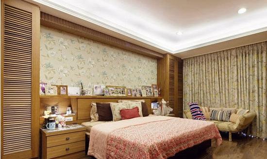 设计图分享 女孩卧室房间设计图 欧式 > 男孩卧室房间无纺布墙纸