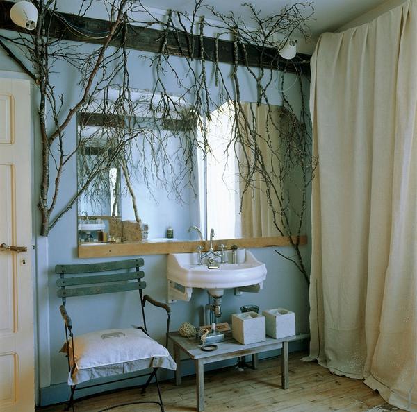 装饰房间有格调,一棵干枯的树枝就能搞定