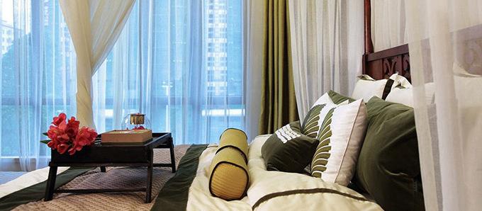 精致时尚,三室现代风格家居